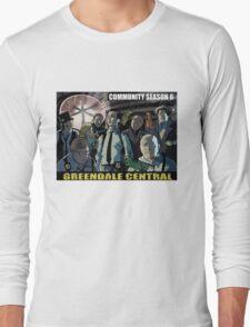 Greendale Central Long Sleeve T-Shirt