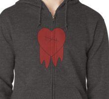 Robbie's Sweatshirt Zipped Hoodie
