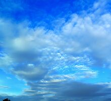 ©HCS Sky in Blue by OmarHernandez