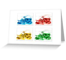 Tractor Mania 1 Greeting Card