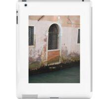 Flood in Italy iPad Case/Skin