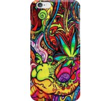 Trippy Zentangle Design iPhone Case/Skin