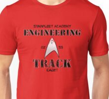 Engineering Track Cadet Unisex T-Shirt