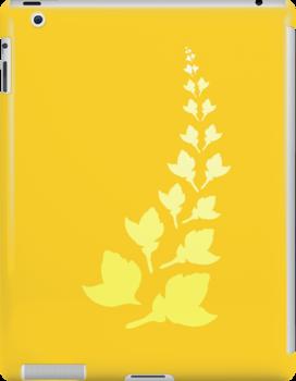 Mikado [iPad / iPhone / iPod Case] by Damienne Bingham