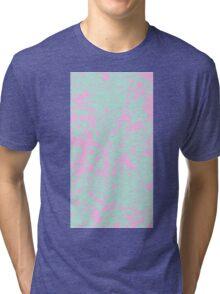 Pinkgreenmap Tri-blend T-Shirt