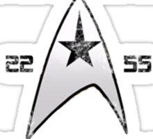 Command Track Cadet Sticker