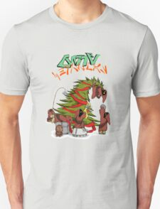 Merry Utini Xmas Basic T-Shirt