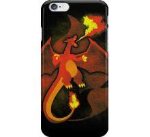 Fire Charizard iPhone Case/Skin