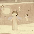 choir of angels by © Cassidy (Karin) Taylor