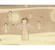 choir of angels Photographic Print