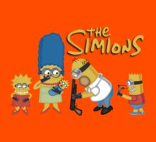 The Simions Kids Tee