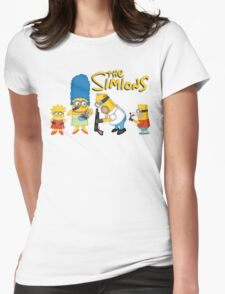 The Simions Womens Fitted T-Shirt