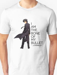 Kiritsugu - I Am The Bone of My Bullet T-Shirt