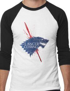 Lancer is Coming ~Cu Chulainn Men's Baseball ¾ T-Shirt
