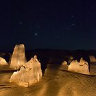 The Pinnacles, Under the Stars (Photo 4 of 5) by Mark McClare