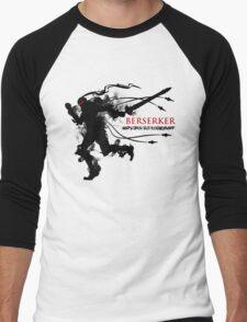 Berserker - ??????? Men's Baseball ¾ T-Shirt