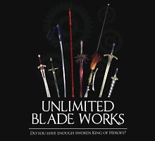 Unlimited Blade Works - Reality Marble T-Shirt