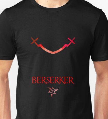 Berserker Eyes - Fate Zero Unisex T-Shirt