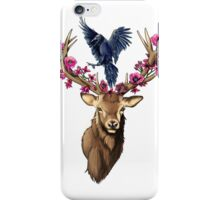 Buck and Crow iPhone Case/Skin