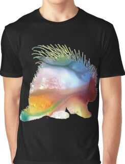 Porcupine  Graphic T-Shirt