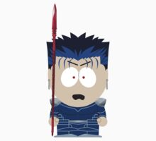 Lancer South Park by Yakei
