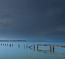 Stormy Days - Cleveland Qld Australia by Beth  Wode