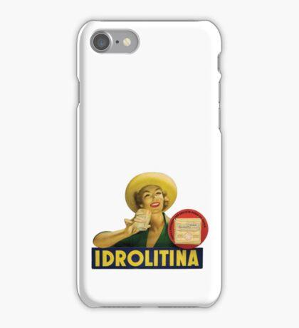 Idrolitina iPhone Case/Skin