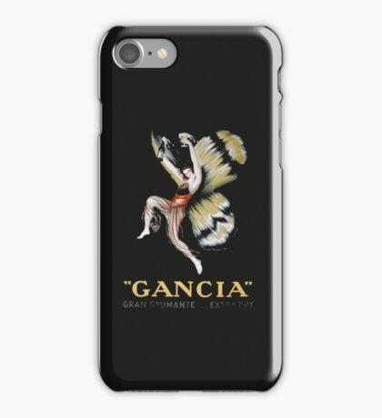 Gancia 2 iPhone Case/Skin