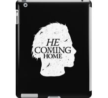 Halloween is Coming iPad Case/Skin