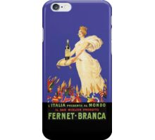Branca Fernet iPhone Case/Skin