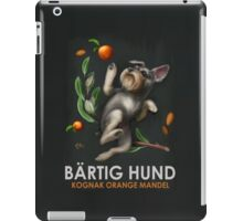 Cognac Bartig iPad Case/Skin