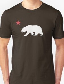 A Lone Grizzly (Brown) T-Shirt