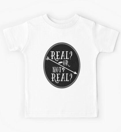 Real Kids Tee