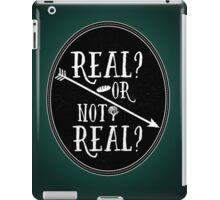 Real iPad Case/Skin