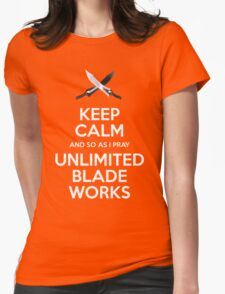 Keep Calm Unlimited Blade Works T-Shirt