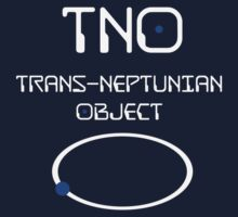 Trans Neptunian Object Kids Clothes