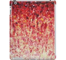 HYPNOTIC SUNRISE - Stunning Sunrise Sunset Pink Magenta Peach Crimson Bright Red Cream iPad Case/Skin
