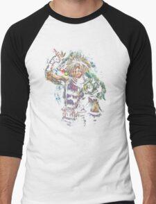 Cloud Painting Portrait  T-Shirt