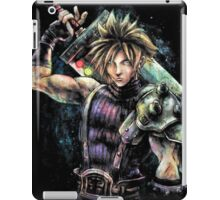 Cloud Painting Portrait  iPad Case/Skin