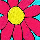 F is for Flower :) by Tracey Pearce