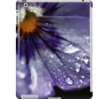 Crystals On Velvet   iPad Case/Skin