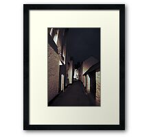 Polperro am Framed Print