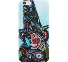 TOM BAKER THE WIZARD iPhone Case/Skin