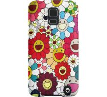 "The Happiness of ""Flower Power"" Samsung Galaxy Case/Skin"