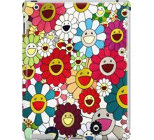 """The Happiness of """"Flower Power"""" iPad Case/Skin"""