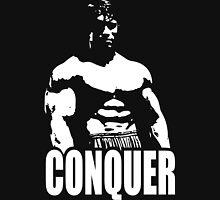 Arnold Schwarzenegger - CONQUER T-Shirt