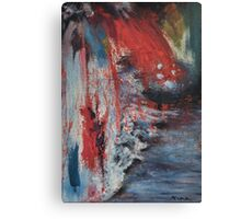 ICE AGE, BLOODY ICE AGE Canvas Print