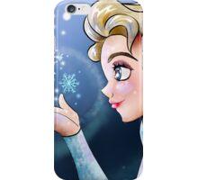 Elsa snowflake iPhone Case/Skin