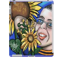 My Sunflower Freind  iPad Case/Skin