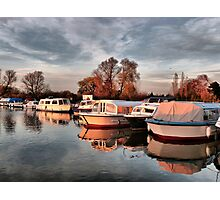 Norfolk Broads. Photographic Print